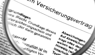 AVB wichtigstes Kriterium in der BU-Versicherungsvermittlung