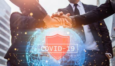 Versicherungen, Vermittler, FinTechs: Gemeinsam gegen die Corona-Krise