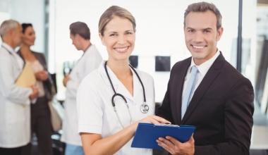 Gesundheitspartner für Ärzte gesucht