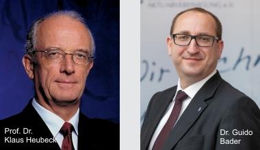 Deutsche Aktuarvereinigung mit neuem Vorsitzenden und neuem Ehrenmitglied