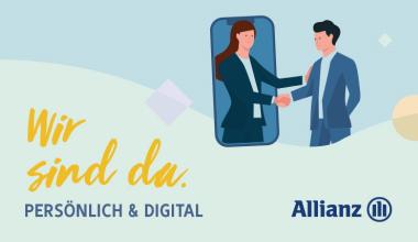 Die Allianz auf der DKM 2020: Wir sind da – persönlich & digital