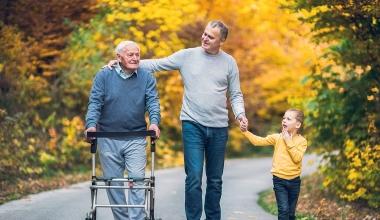 Begrenzte Unterhaltspflicht gegenüber pflegebedürftigen Angehörigen