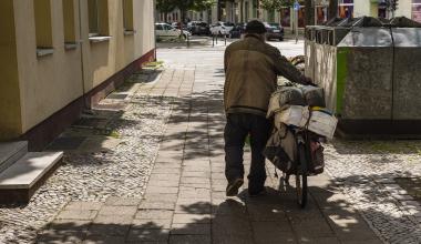 Armutsquote auf höchstem Stand seit Wiedervereinigung