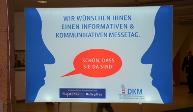 Die Themen der DKM 2015 zeichnen sich schon beim Warm-Up ab