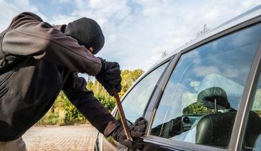 Auto-Diebstahl im Halbstundentakt