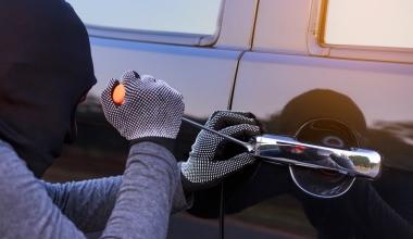 Autoteileklau: Weniger Diebstähle, aber immer teurere Schäden