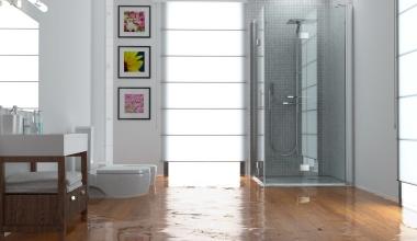 Wer haftet wenn ein Kleinkind das Badezimmer unter Wasser setzt?