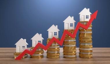 Deutsche nehmen für Baufinanzierungen immer mehr Geld auf