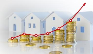 Baufinanzierung: Kredithöhe steigt auf Rekordstand