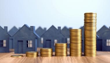 Deutsche nehmen immer mehr Geld für Immobilien auf