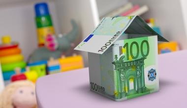 Baufinanzierung: Kreditsummen kennen kein Halten