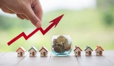 Immobilienkredite: Darlehenshöhe legt immer weiter zu