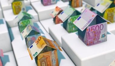 So unterschiedlich finanzieren fünf typische Großstädter ihr Eigenheim