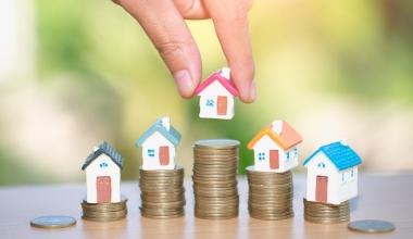 Baufinanzierung: Lange Zinsbindung und höhere Beleihung