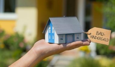 Das halten Immobilienmakler vom Baukindergeld
