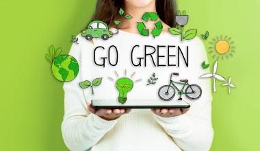 die Bayerische legt bei grünen Angeboten nach