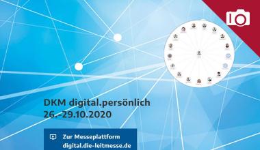 Eindrücke von der DKM 2020 digital.persönlich
