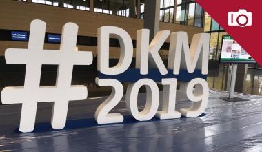 Der Countdown zur DKM 2019 läuft - erste Eindrücke aus Dortmund