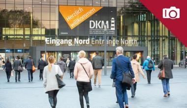 DKM 2019: Der erste Messetag in Bildern
