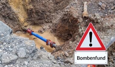 Übernimmt die Versicherung Schäden aufgrund einer Bombenentschärfung?