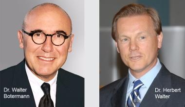 Botermann und Walter verstärken Beirat des Finanzdienstleisters HLK