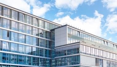 Deutscher Büromarkt bleibt in Fahrt
