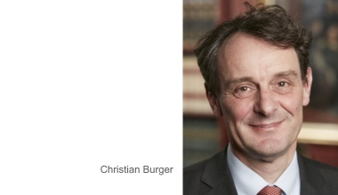 Gründungsvorstand Christian Burger hat ALLCURA verlassen