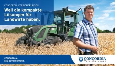 Mehr Sicherheit, mehr Service – für den Betrieb, den Landwirt und seine Familie