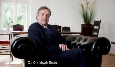 """Dr. Christoph Bruns: """"Der DAX ist nicht das Nonplusultra"""""""