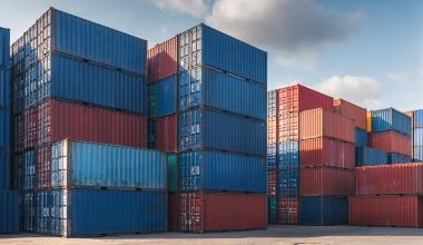 Buss lanciert neues Container-Zinsinvestment