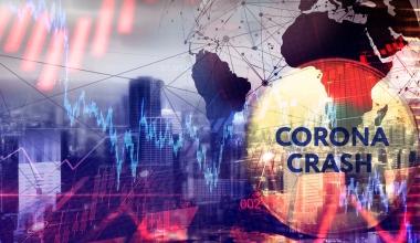 Corona-Crash: So denken Anleger jetzt über Aktien, Gold und Zinsen