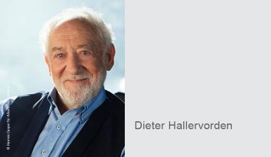 Dieter Hallervorden wirbt weiter für Allianz Pflegevorsorge