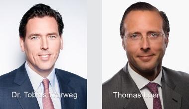 Dr. Tobias Warweg wird Gründer und verlässt HDI