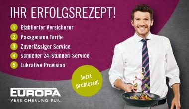 Die 5 Vorteile der EUROPA: Die knackigsten Zutaten für Ihre Abschlüsse!