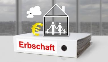 Jeder siebte Deutsche hat seine Immobilie geerbt