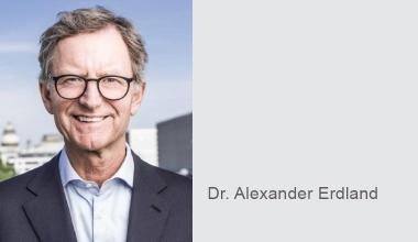 Dr. Alexander Erdland in den Beirat der Eucon Group berufen