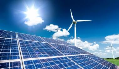 Comeback der Erneuerbaren Energien