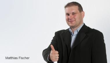 """Jungmakler Matthias Fischer: """"Ich habe die Bestätigung: Mein Betrieb ist für die Zukunft gut aufgestellt"""""""