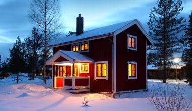 Frostschaden im Ferienhaus ist versichert