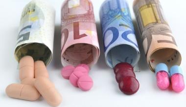 GKV-Versicherte berappen pro Jahr 448 Euro an Zuzahlungen