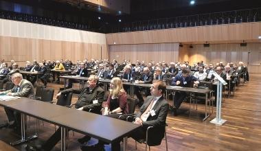 Gewerbe-Symposium: Wertvolle Impulse rund um die Gewerbeversicherung