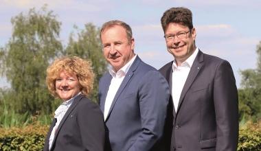 Neue Dreierspitze beim Maklernetzwerk Guarantee Advisor Group