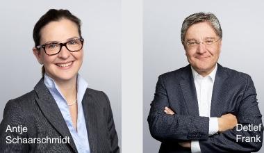 Änderungen im Vorstand der HUK-COBURG Rechtsschutz