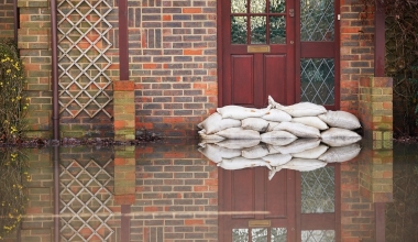 Allianz: Hochwasserschäden fielen 2016 teuer aus