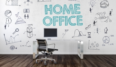 Home Office in der Immobilienbranche: Produktiver daheim?