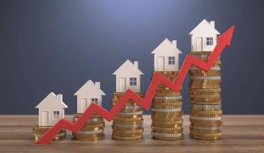 Deutsche Wohnimmobilien werden immer teurer