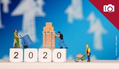 Das sind die (Produkt-)Schwerpunkte der Immobilienwirtschaft für 2020