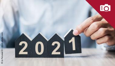 Das ändert sich 2021 für Immobilienbesitzer