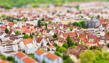 Deutsche Immobilien widersetzen sich internationalem Negativtrend