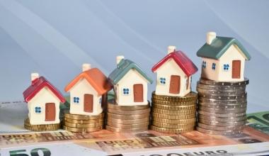 Preise für Wohnimmobilien legen weiter moderat zu